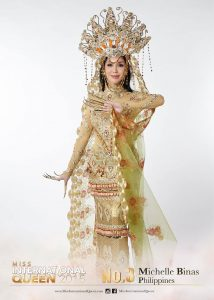 Miss International Queen 2015 Costumes