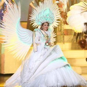 Miss International Queen 2015 Costume Winner