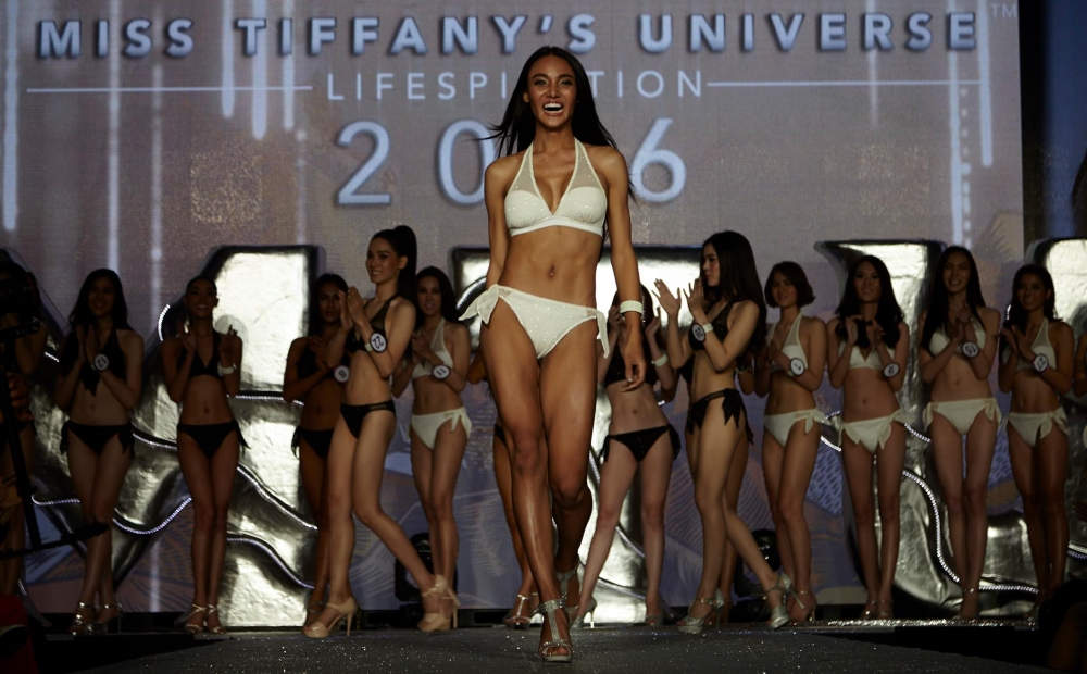Miss Tiffany's Universe 2016 Miss Fit & Firm Winner