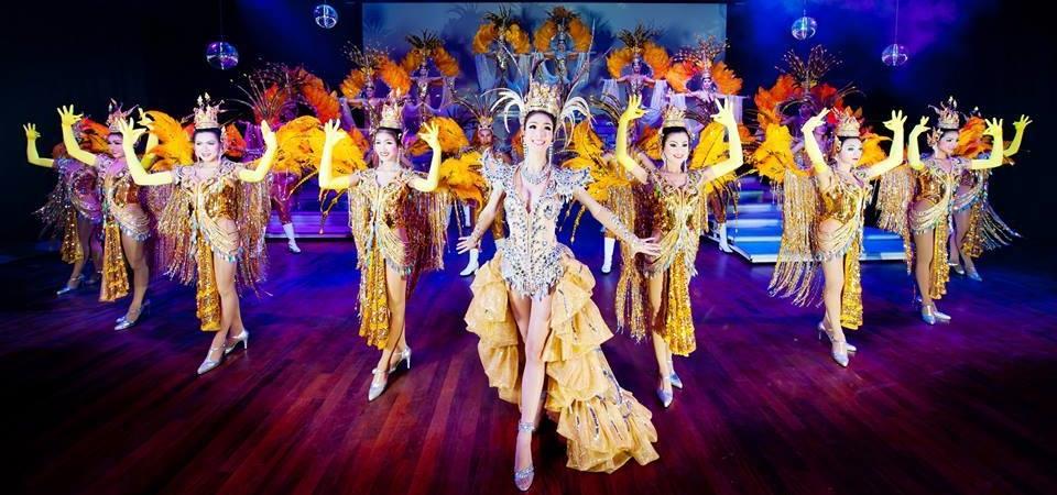 ladyboy cabaret show thailand