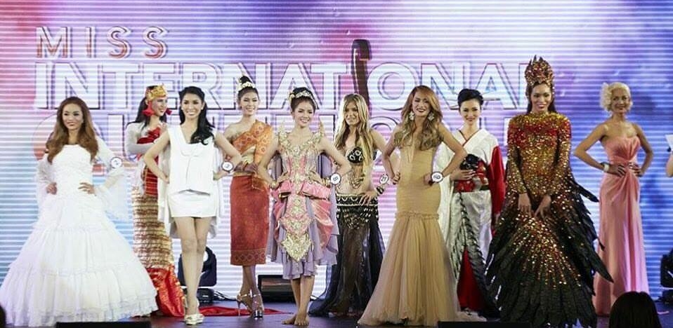 Miss International Queen 2015 Talent