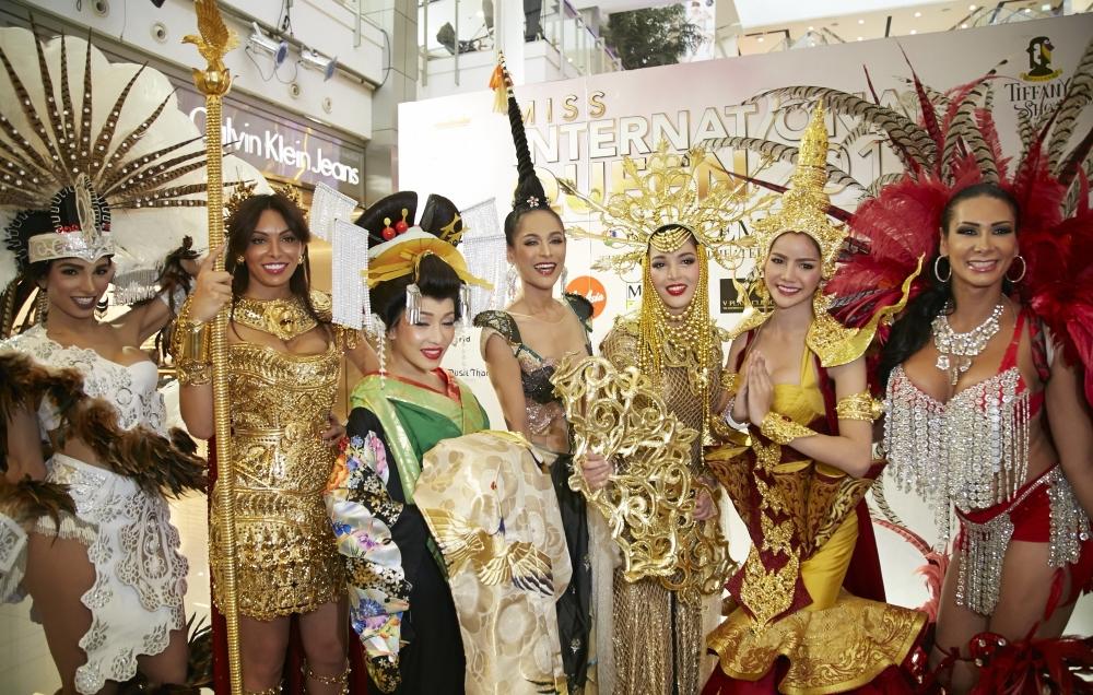Miss International Queen Press Release