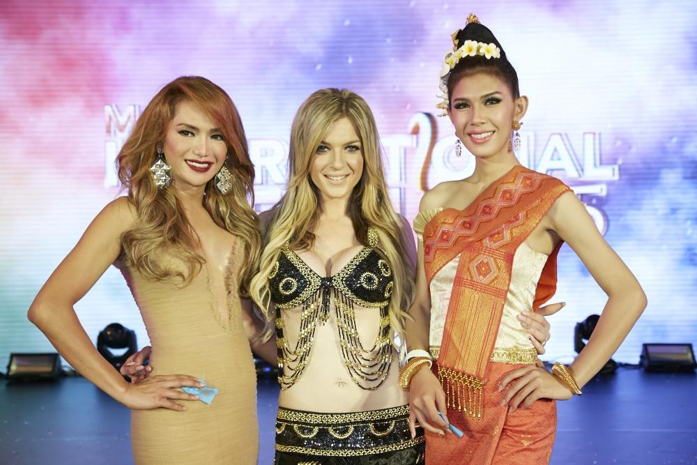 Miss International Queen Talent Winners