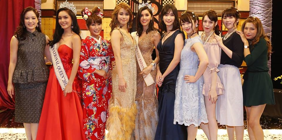 Miss International Queen Japan 2016